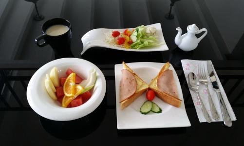 天地海早餐